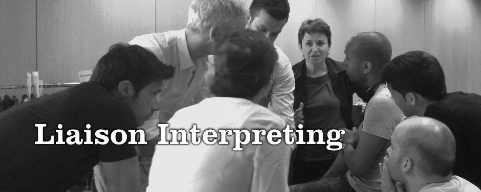 Liaison-Interpreting